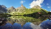 picture of chalet  - Green Lake In Tatra Mountain - JPG