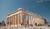 Parthenon Of Athens, Acropolis Hill