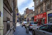 Drummond Street, Inverness, Scotland