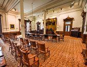 Texas State Capitol Supreme Court, Austin, Texas