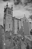 Collessie Church and Graveyard