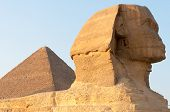 The Sphinx Of Giza - Cairo, Egypt
