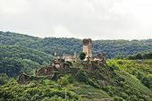 Metternich Castle (burg Beilstein) On Green Hill