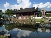 Old Chinese Dynasty House