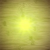 Abstract wooden background.  blurry light effects