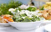 Rucola Salad - Lebanese Cuisine