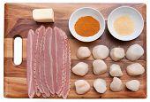Bacon Wrap Scallops