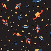 Seamless Space Colour