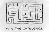 Metaphor Maze Design: Find Your Way