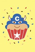 Captain Cake