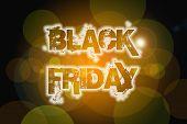 Black Friday Concept