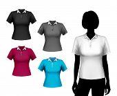 T-shirts female set