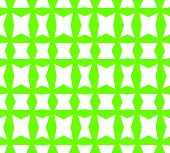 Vector Seamless Background. Green Grid
