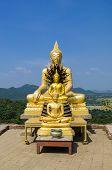 Statues Of Buddha At Wat Phra Phutthachai#2