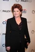 LOS ANGELES - MAR 14:  Kate Mulgrew at the PaleyFEST -