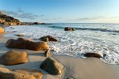 Cot Valley Beach