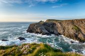 Summer On The Cornish Coast