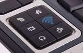 Buttons On A Keyboard - Wifi