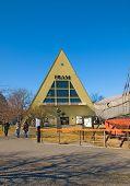 Oslo. Norway. Fram Museum