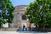 Greece, Thessaloniki, The Tomb Of The Roman Emperor Galerius (rotunda Of St. George)