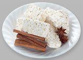 Puffed Rice Snack