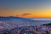 The Costa Brava before sunrise