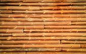 Texture Horizontal Wood Slats