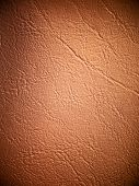 Light Brown Leatherette Background