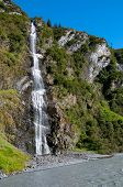 Bridal Veil Falls Alaska