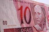 Brazilian Real note