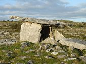 Poulnabrone Meglithic Tomb