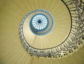 Decorative Spiral Staircase