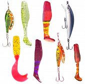 Fishing Lures Collection