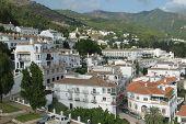 Vista de Mijas, España