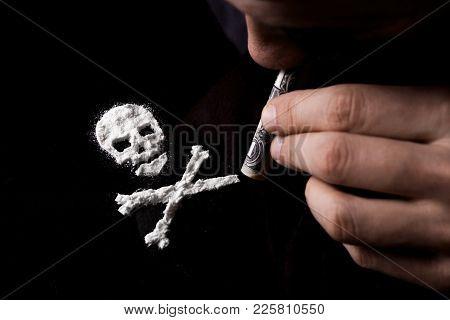 Drug Dependence Kills Junkie Man