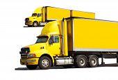Semi camiones