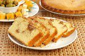Cinnamon Streusel Bread