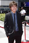 Los Angeles aug 21: jake t Austen an der 62. Primetime creative Arts Emmy bei den Nokia Awards die