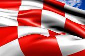 Flag Of North Brabant