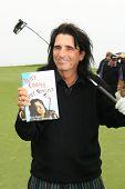 PALOS VERDES - 29 de APR: Alice Cooper en el 9 º anual Michael Douglas y amigos Celebrity Golf Tou