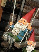Постер, плакат: Размахивая Gnome