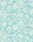 Seamless pattern. All elements and textures are individual objects. Vector illustration scale to any