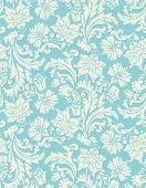 Seamless pattern. Raster version of vector illustration.