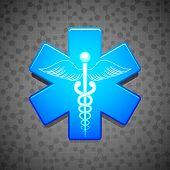 Vector Medical Symbol