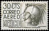 Cuauhtemoc Postage Stamp