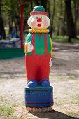 Figurine Of A Clown