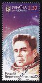 Ukrainian Postal Stamp