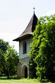 The Arbore Church Is A Romanian Orthodox Monastery Church In Arbore Commune, Suceava County, Romania poster