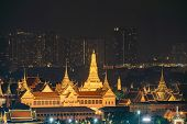 Temple Of The Emerald Buddha, Grand Palace, Wat Pho, Temple Of Dawn, And Sanam Luang, Wat Phra Kaew, poster