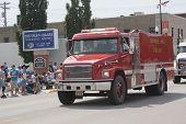 Bonduel Fire Department Truck
